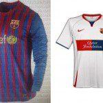 """Nuova maglia del Barcellona? No, solo un """"pesce d'aprile"""" spagnolo per il 28 dicembre!"""