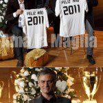 """""""Que viva il Fútbol"""" in Spagna: Real, Atletico e Barça fanno gli auguri ai tifosi per il 2011"""