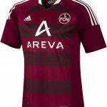 Germania, 1. Fc Nürnberg presenta la nuova maglia firmata adidas ispirata ai primi Anni '80