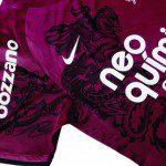 Brasile, la terza maglia Nike del Corinthians è granata: omaggio a S.Giorgio e al Grande Torino