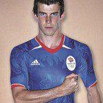Ama la Maglia – ZappingNEWS 29 ottobre 2011 Londra 2012, Bale con maglia Team GB di adidas