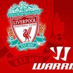 Calcio, Liverpool: Warrior fa le scarpe ad adidas e veste i Reds. Potrebbe sbarcare anche a Roma?