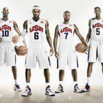 Basket, Usa: Nike svela le nuove eco-divise del Dream Team per le Olimpiadi di Londra 2012