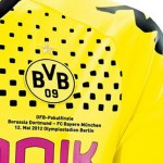 DFB Pokal, <em>trikot</em> speciale Borussia Dortmund