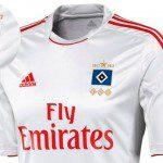 Germania, maglia per i 125 anni dell'Amburgo