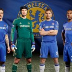 Premier, Chelsea adidas Home kit 2012/13