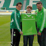 Wolfsburg, nuova <em>trikot</em> è disegnata da un fan