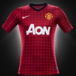 Manchester United, Nike Gingham Collection