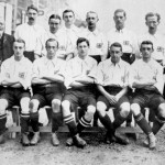 [VINTAGE FRIDAYS] Team GB Football 1908
