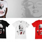 Marilyn Monroe, sex symbol t-shirt Heat e Lakers