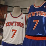 Basket, Nba: le nuove uniformi dei New York Knicks