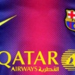Barcellona, nuovo sponsor Qatar Airways sulle maglie