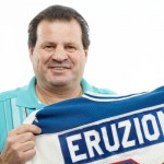 "Miracle on Ice, <span style=""color: #ff0000;"">Usa hockey 1980</span>: all'asta la maglia bianca numero 21 del capitano Mike Eruzione"