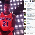 Knicks In Orange, New York con la nuova divisa alternate