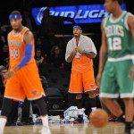 New York Knicks, maglia arancione: dopo 6 volte anche basta