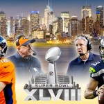 Denver e Seattle, Super Bowl XLVIII: Broncos in arancione